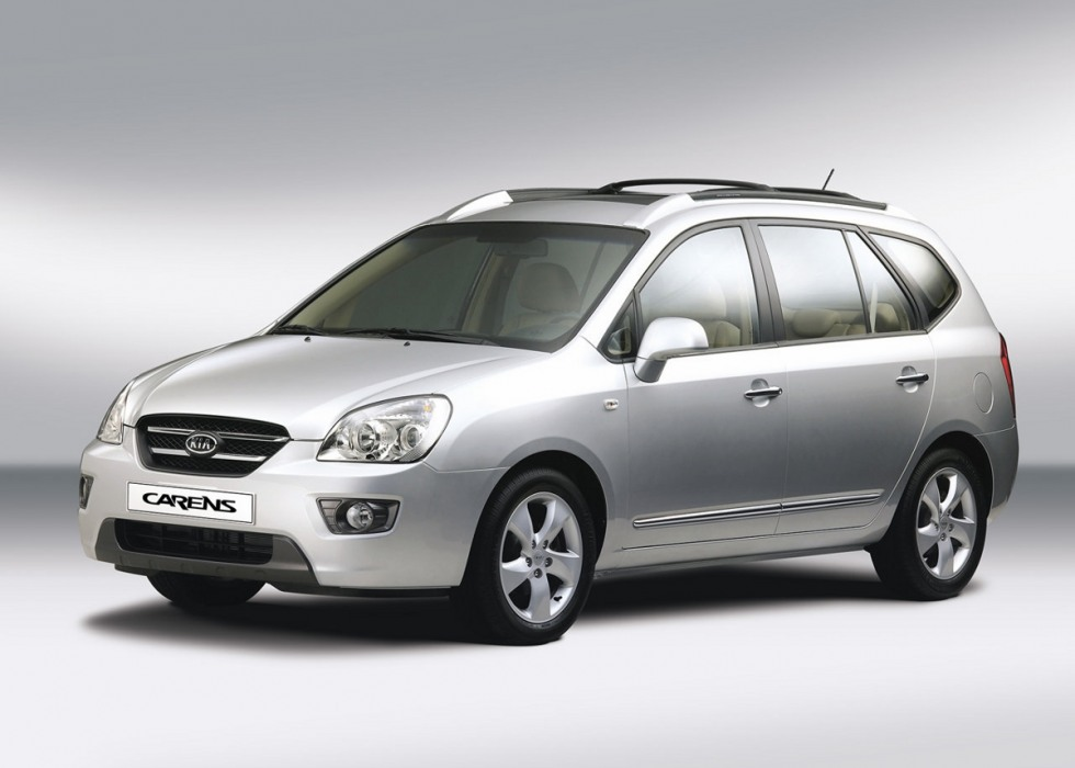 Kia Carens Workshop Repair Manual