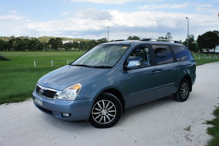 Kia Carnival Workshop Repair Manuals