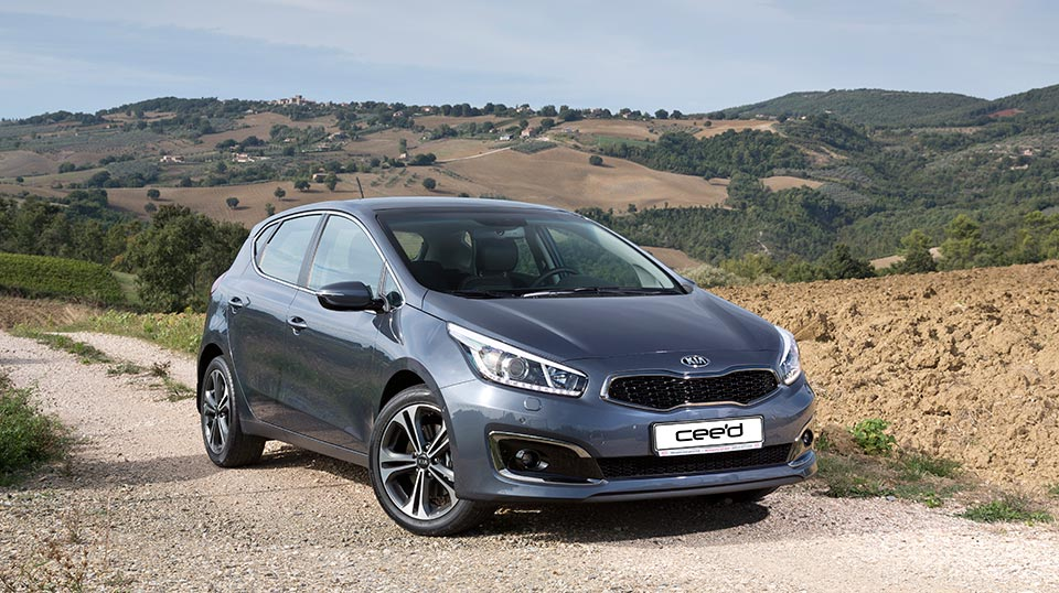 Kia Ceed Workshop repair manuals