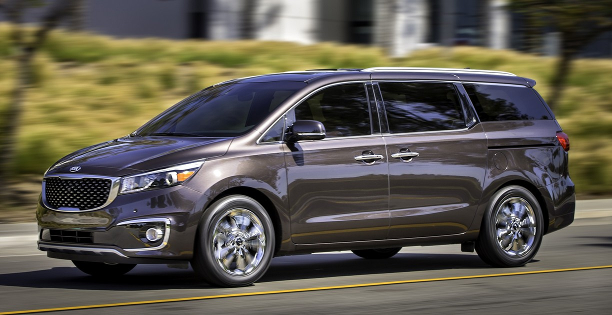 Kia Sedona workshop repair manuals