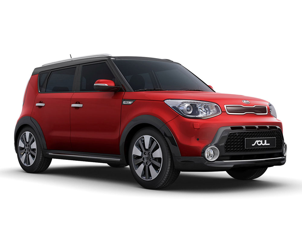 Kia Soul service repair manual