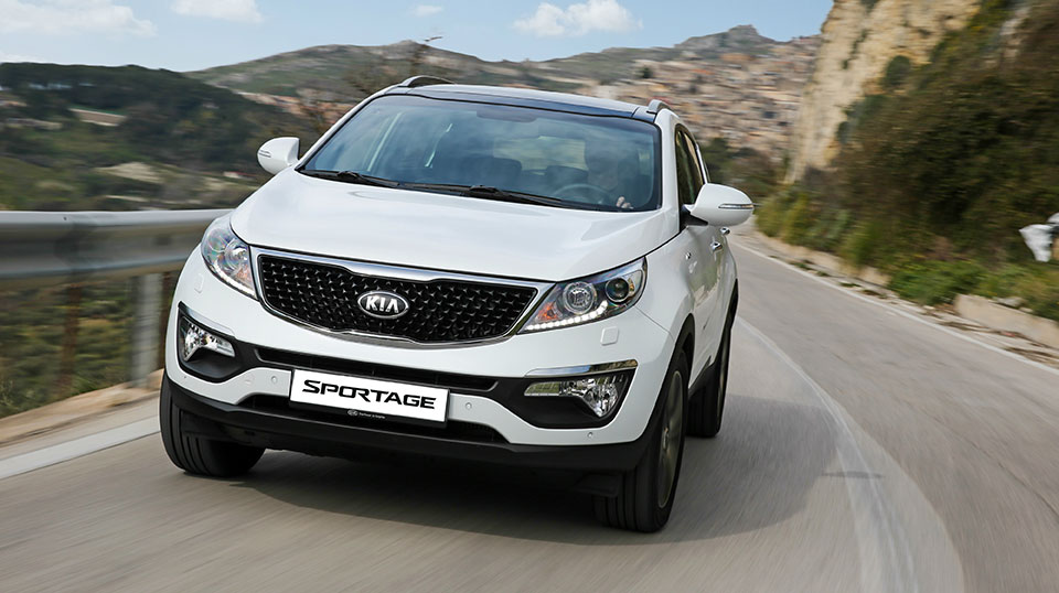 Kia Sportage Service Repair Manual