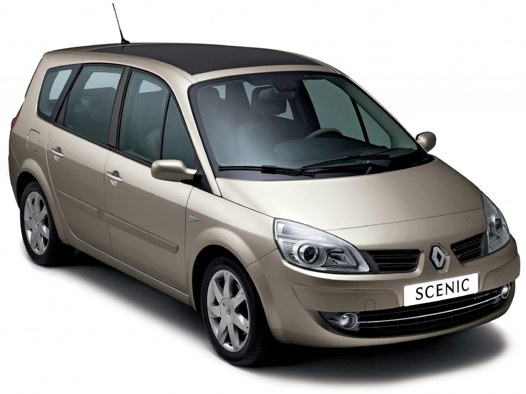 Renault Scenic Service Repair Manuals Free Download