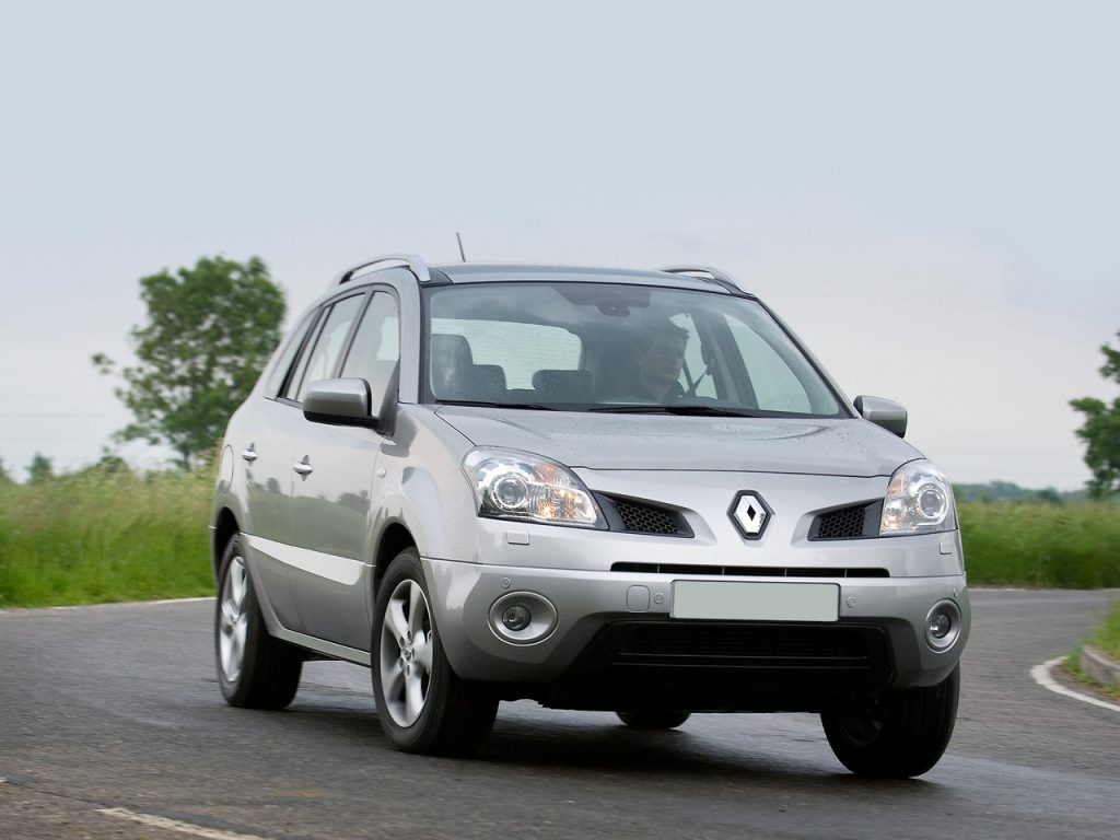 Renault Koleos service manuals