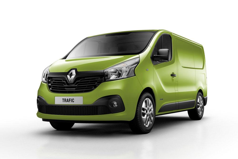 Renault Trafic Service Repair manuals