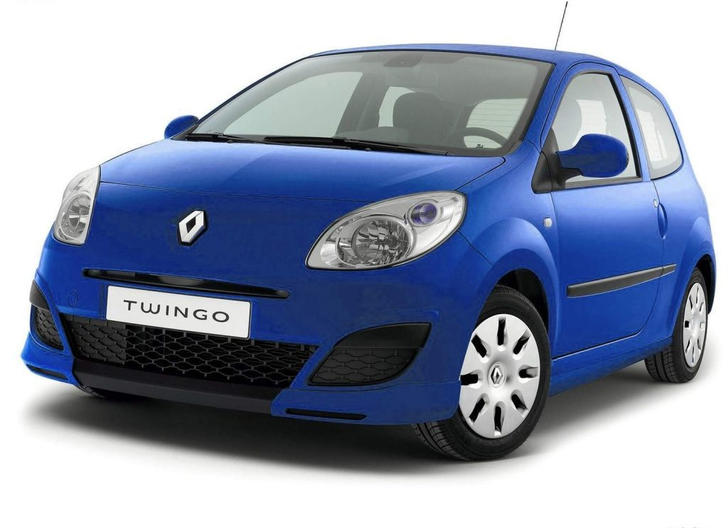Renault Twingo service repair manuals