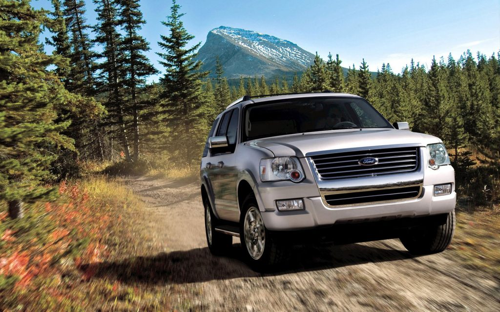 Ford Explorer workshop repair manuals