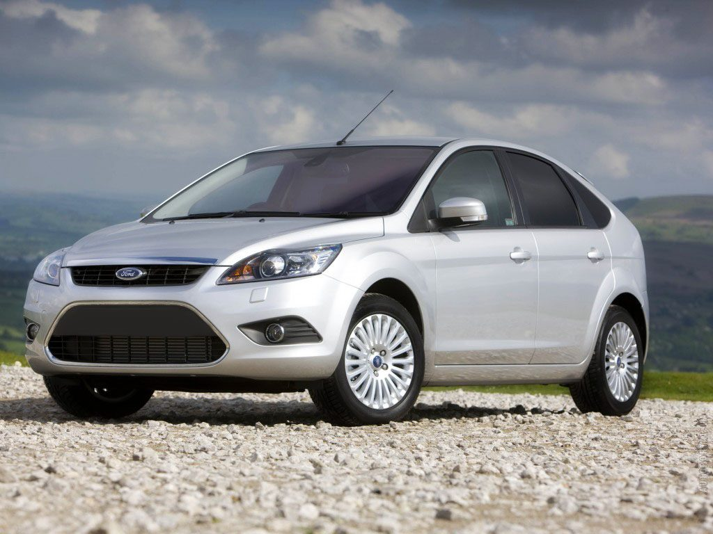 Ford Focus service repair manuals