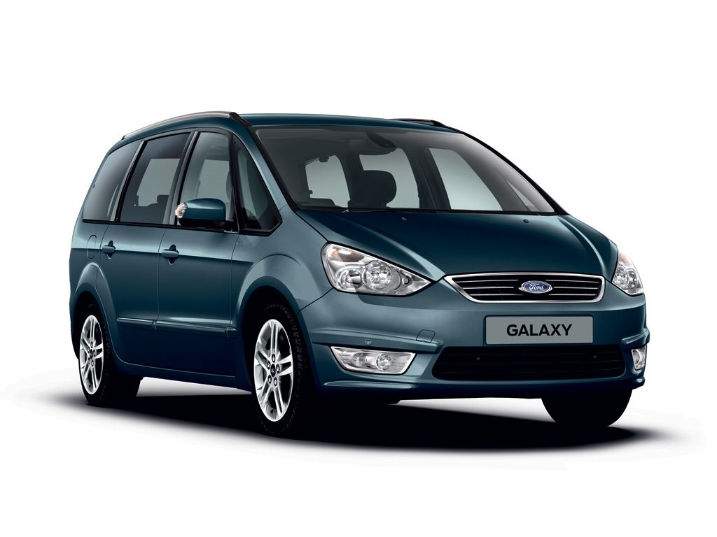 Ford Galaxy repair manuals