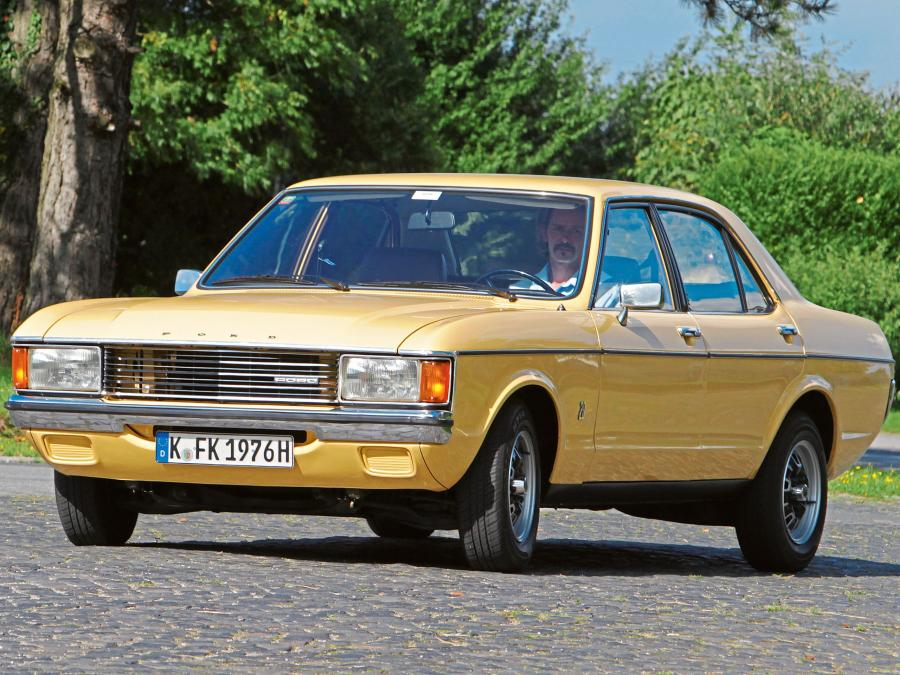 Ford Granada repair manuals