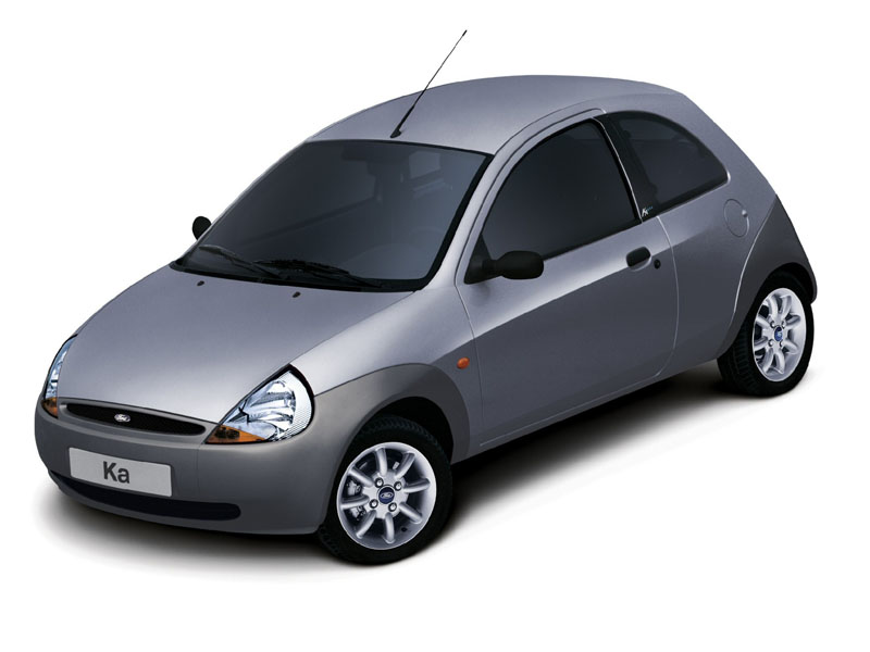 ford ka workshop manuals    automotive