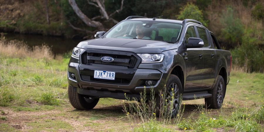 Ford Ranger service repair manual