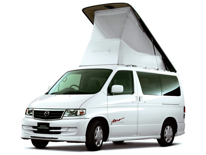 Mazda Bongo Friendee service repair manual