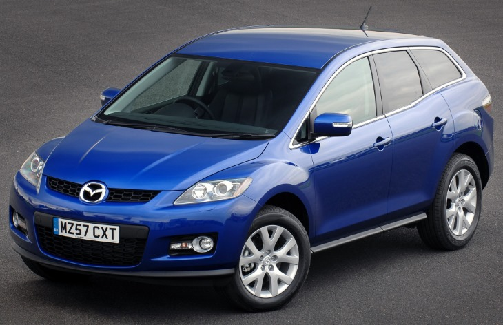 Mazda CX-7 workshop and owner's manual