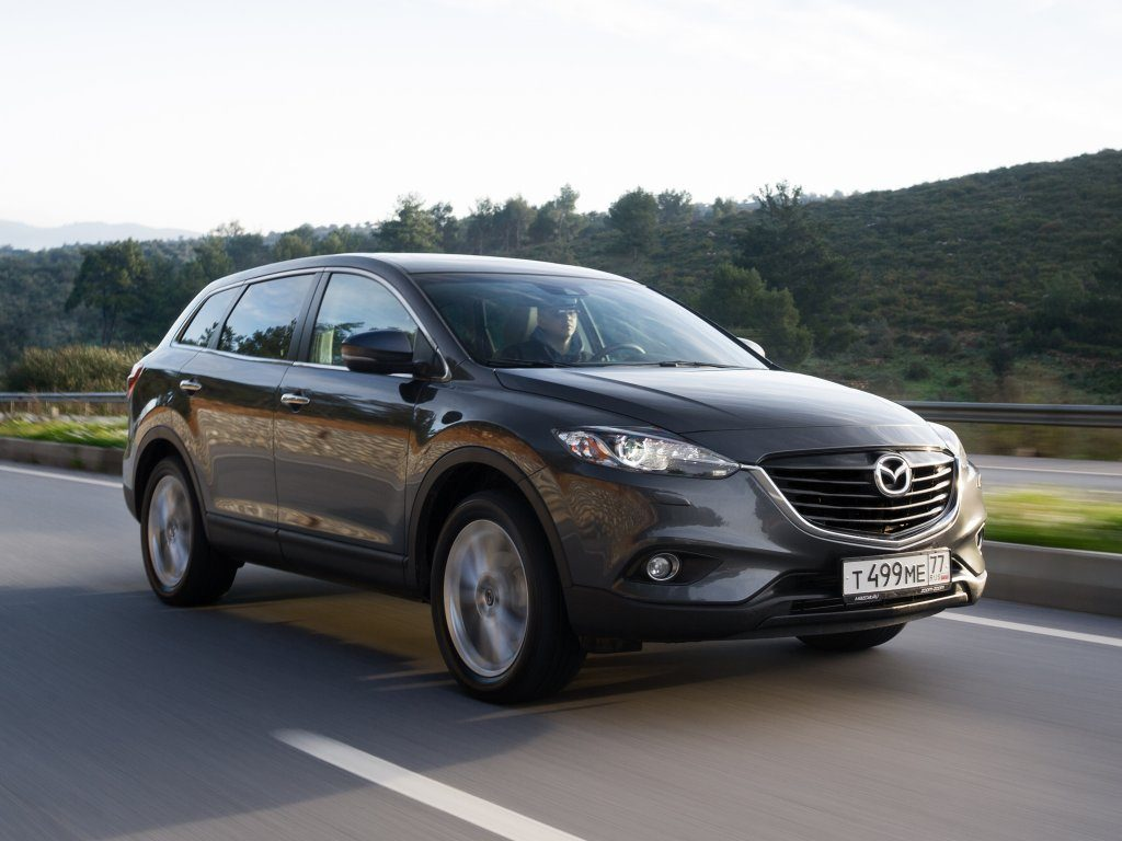 Mazda CX-9 workshop manual