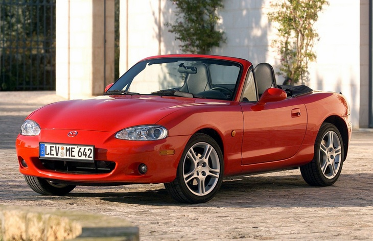 Mazda MX-5 workshop manual