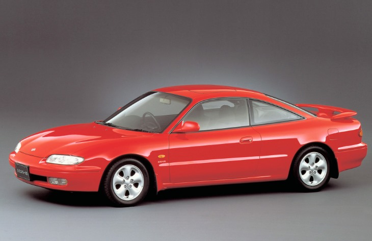 Mazda MX-6 service repair manuals
