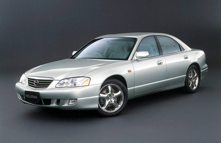 Mazda Millenia workshop manual