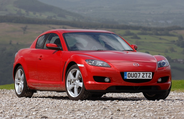 Mazda RX-8 Service repair manual