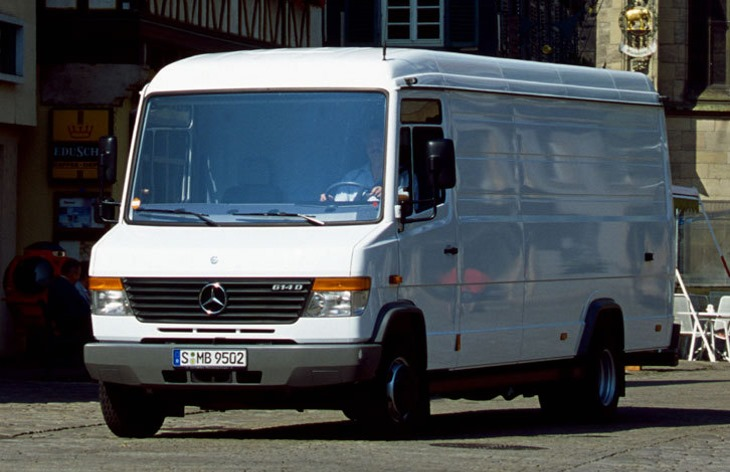 Mercedes-Benz Vario repair manual