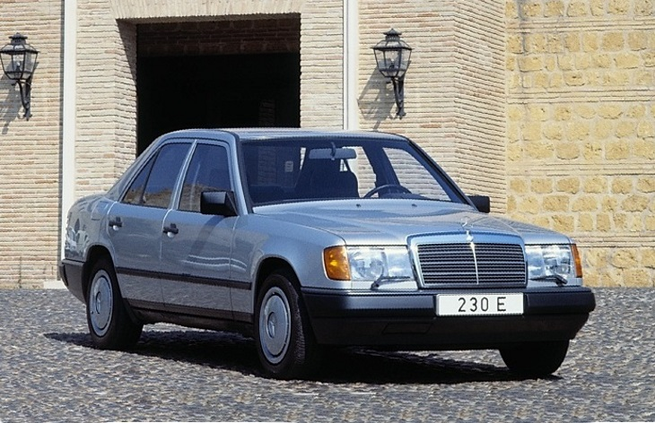 Mercedes-Benz W124 repair manual