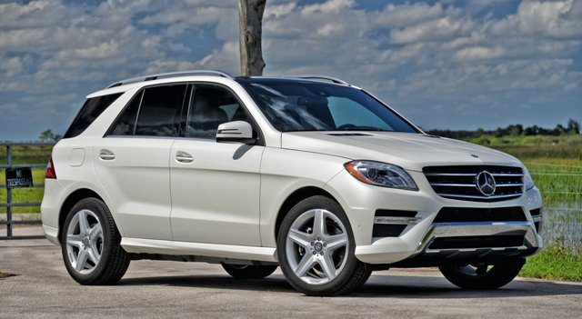 Mercedes ML service repair manual