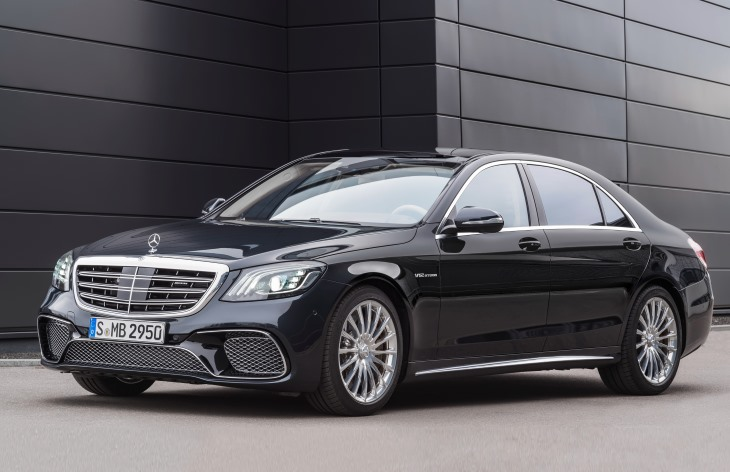 Mercedes S-class repair manual