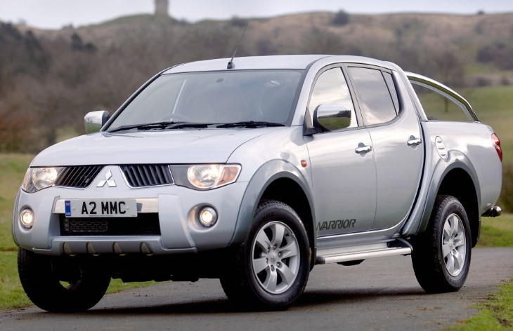 Mitsubishi L200 Workshop repair manual