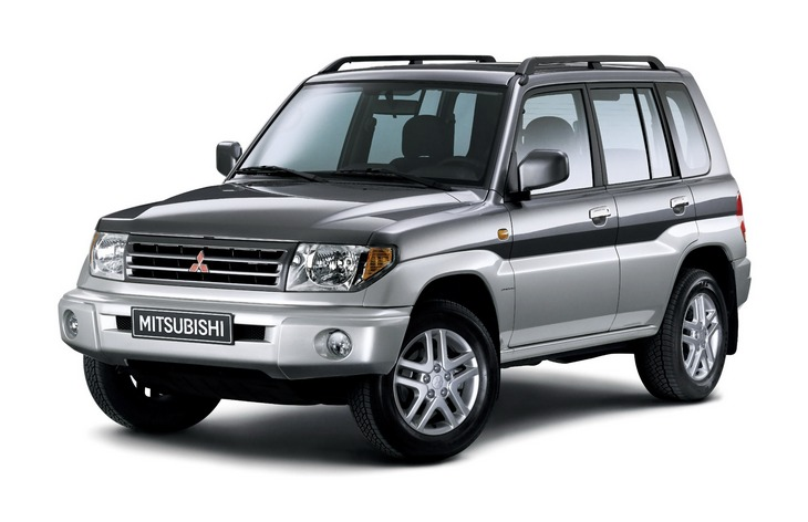 Mitsubishi Pajero manual