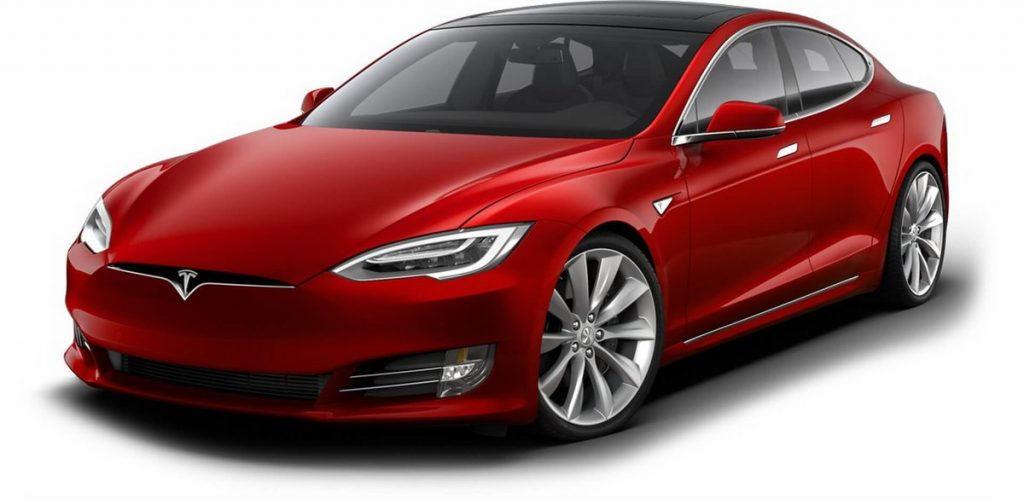 Tesla Model S owner's manual