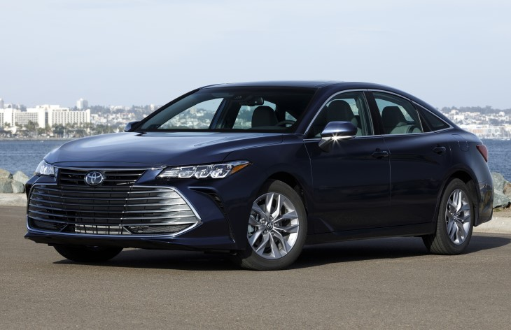 Toyota Avalon service repair manuals