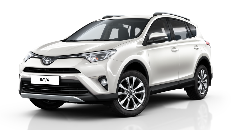 Toyota RAV4 manual free download