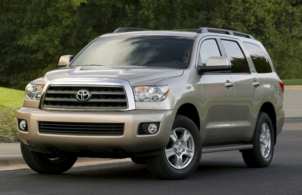 Toyota Sequoia repair manual