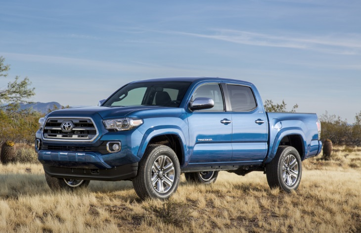 Toyota Tacoma repair manuals