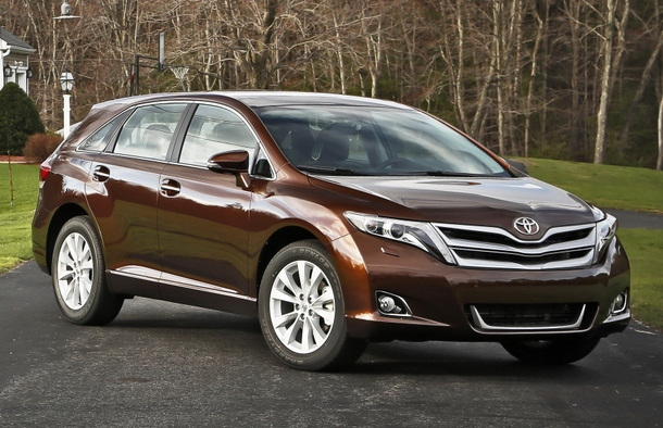 Toyota Venza repair manual