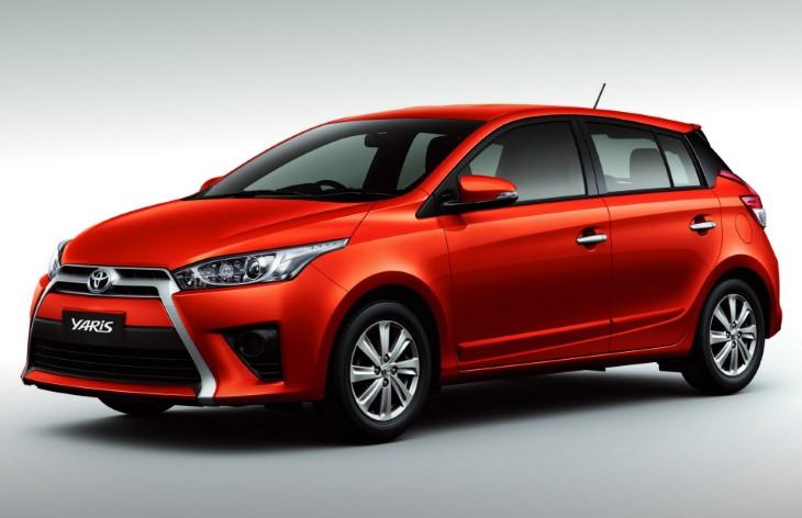 Toyota Yaris service repair manuals