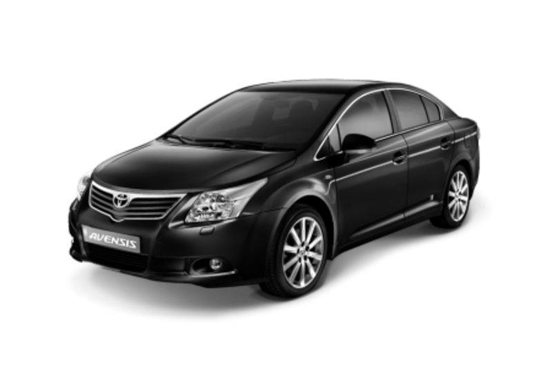 Toyota Avensis repair manuals