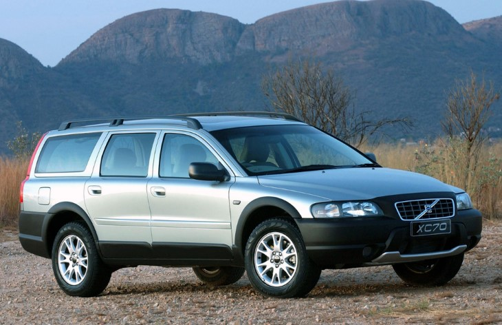 Volvo V70 XC Repair Manual