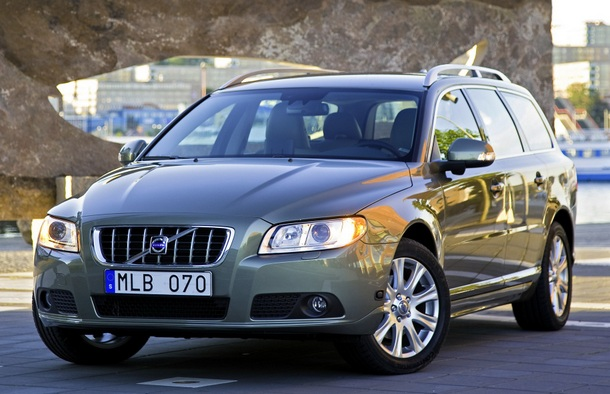 Volvo V70 repair manuals