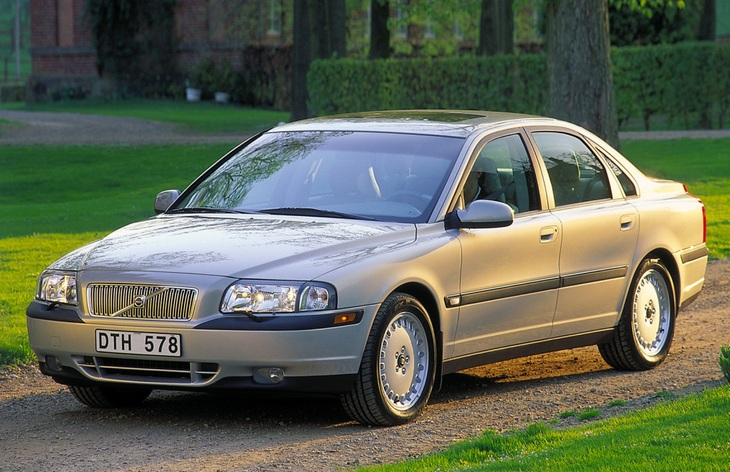 Volvo S80 Service Repair Manual Free Download