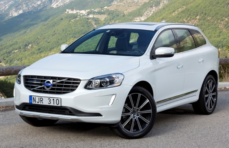 Volvo XC60 Service Repair Manual