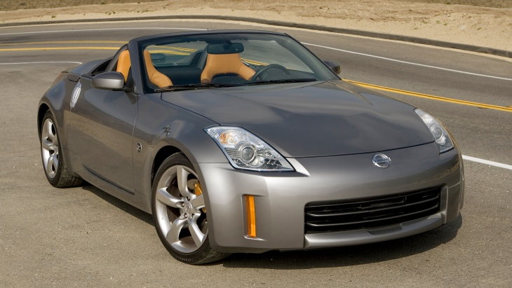 Nissan 350Z repair manual