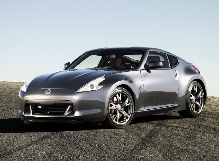 Nissan 370Z service repair manual