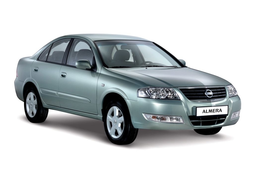 Nissan Almera service repair manual