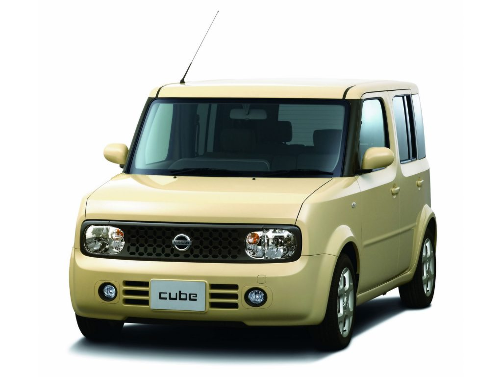 Nissan Cube repair manuals