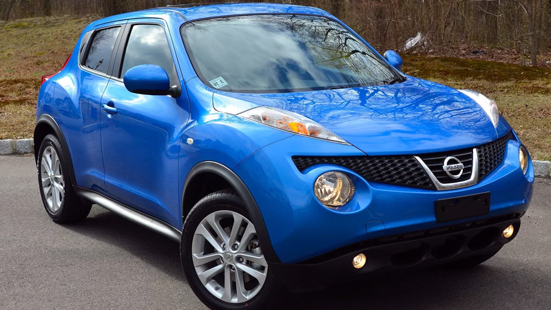Nissan Juke repair manuals