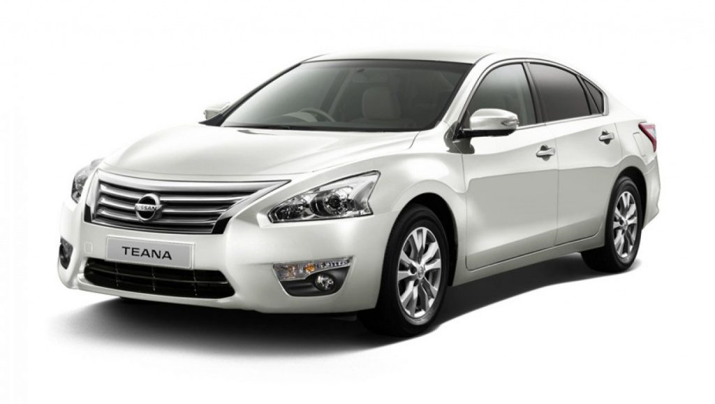 Nissan Teana service repair manual