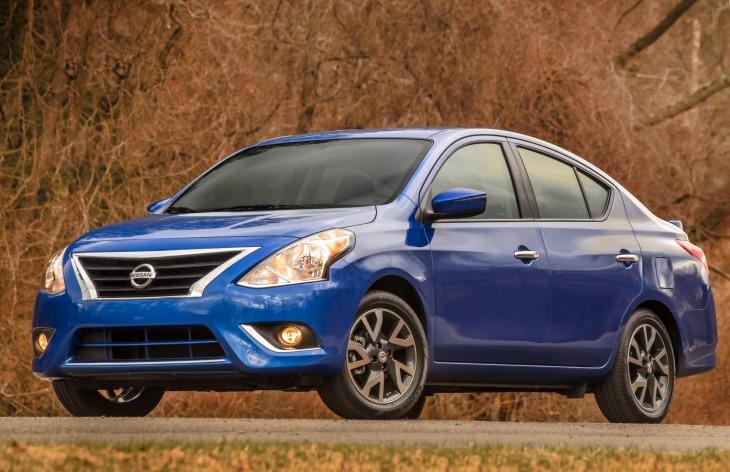 Nissan Versa service repair manuals