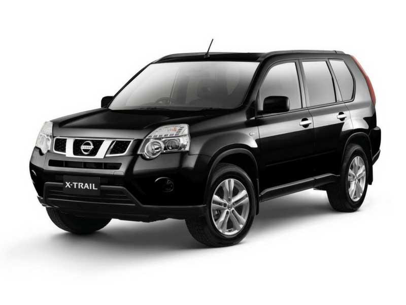 Nissan X-Trail service repair manuals