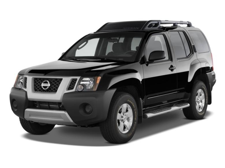 Nissan Xterra service repair manuals